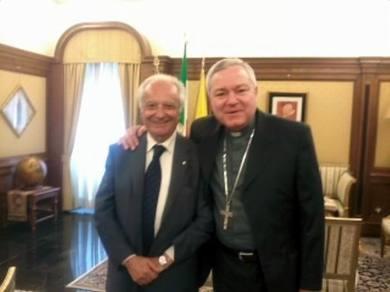 Bruno Dal molin - S.E. Santo Marcianò