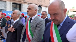 Sindaco Calice Avv.Scampelli