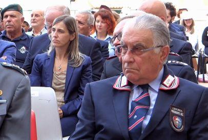 Avv. Sergio Romanelli Presidente Ass.Naz.Carabinieri-Liguria
