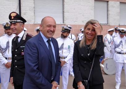 Sindaco Cozzani-Liliana D'Acquisto